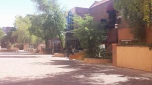 courtyard in Tempe